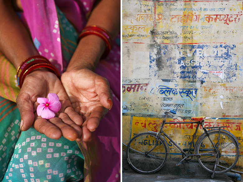 Flower-Bike